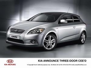 Bezpośredni odnośnik do Kia ujawnia kolejne zdjęcia 3-drzwiowego modelu Pro-cee`d