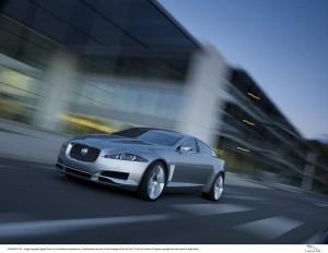 Bezpośredni odnośnik do Tylko u nas! Jaguar XF z przecieku