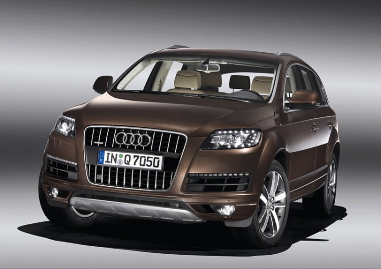 Nowe oblicze Audi Q7